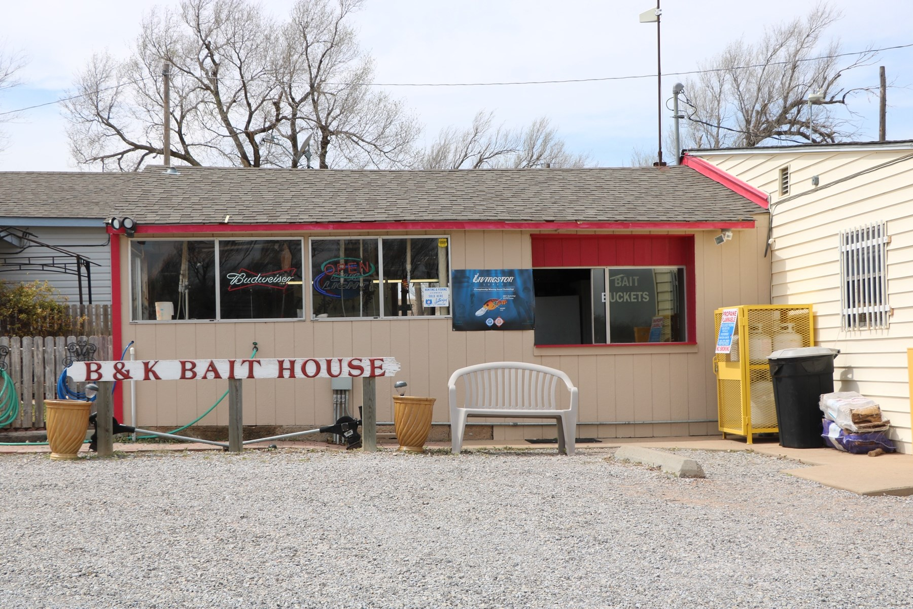 Lake Businesses and home for sale
