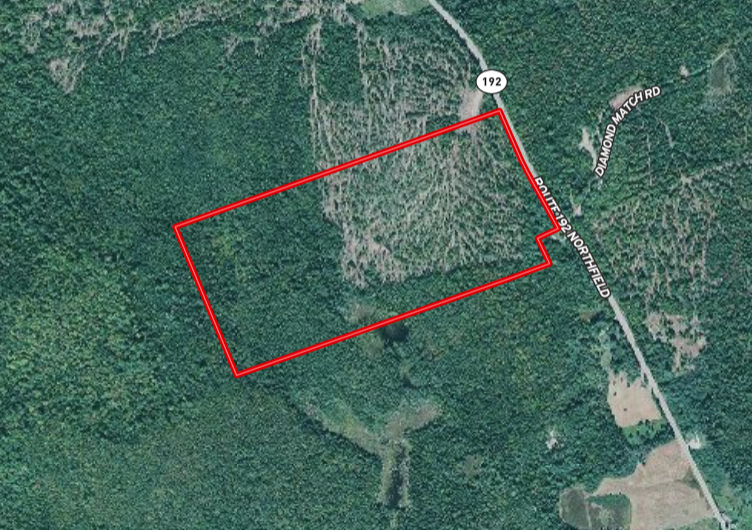 Land for sale in Whitneyville, Maine
