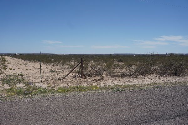 APPROXIMATELY 5 ACRES OF LAND FOR SALE IN FORT STOCKTON, TX