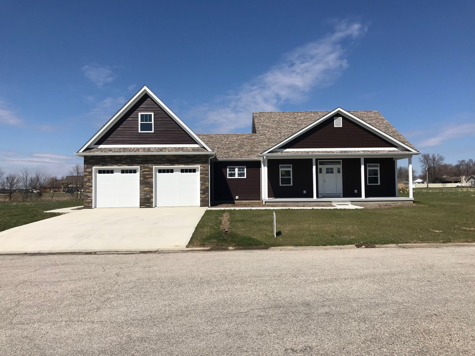 Home for Sale, Robinson, IL, New Construction