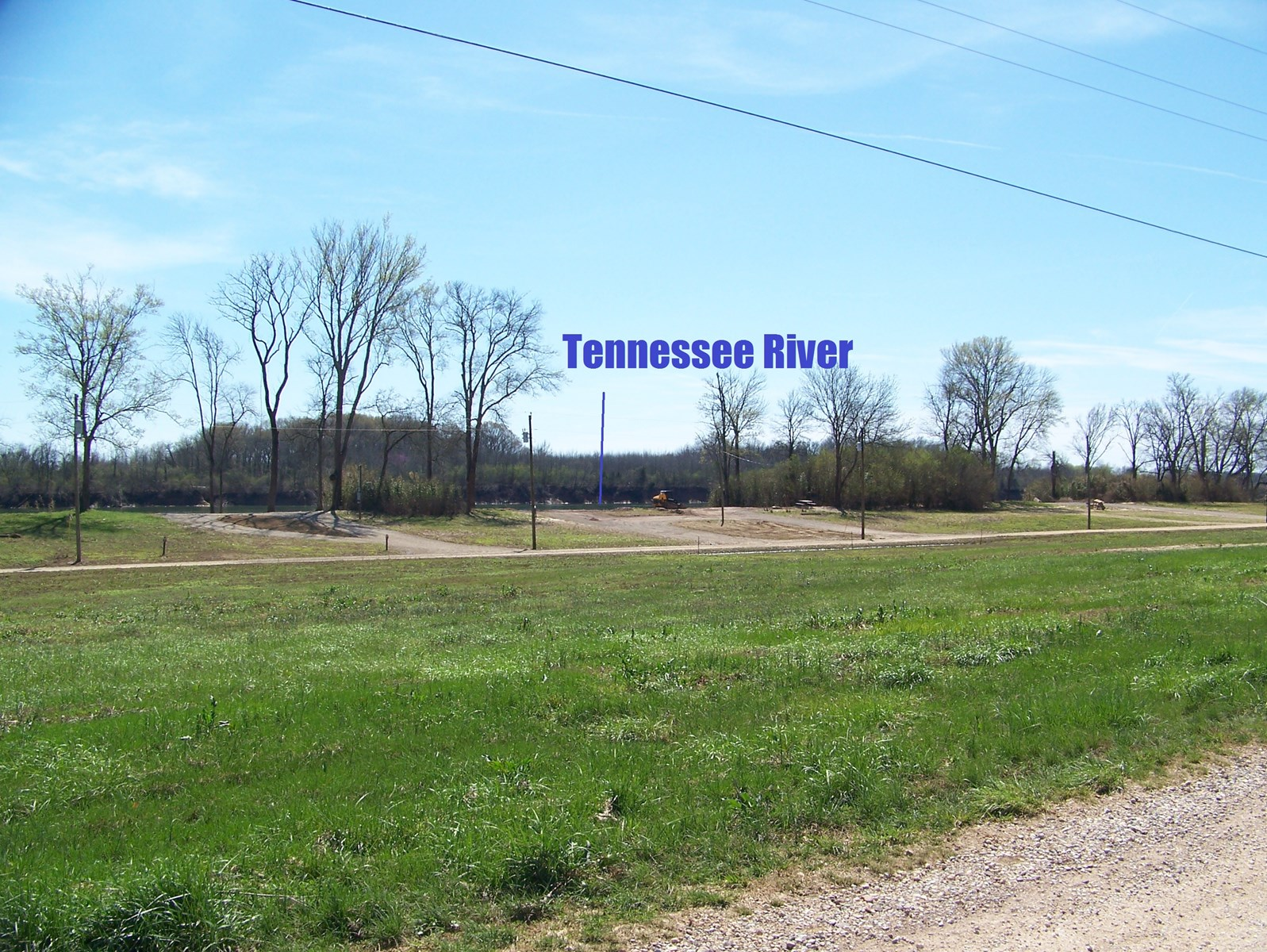 RIVERVIEW LOT FOR SALE ON TENNESSEE RIVER, FISHING, BOATING