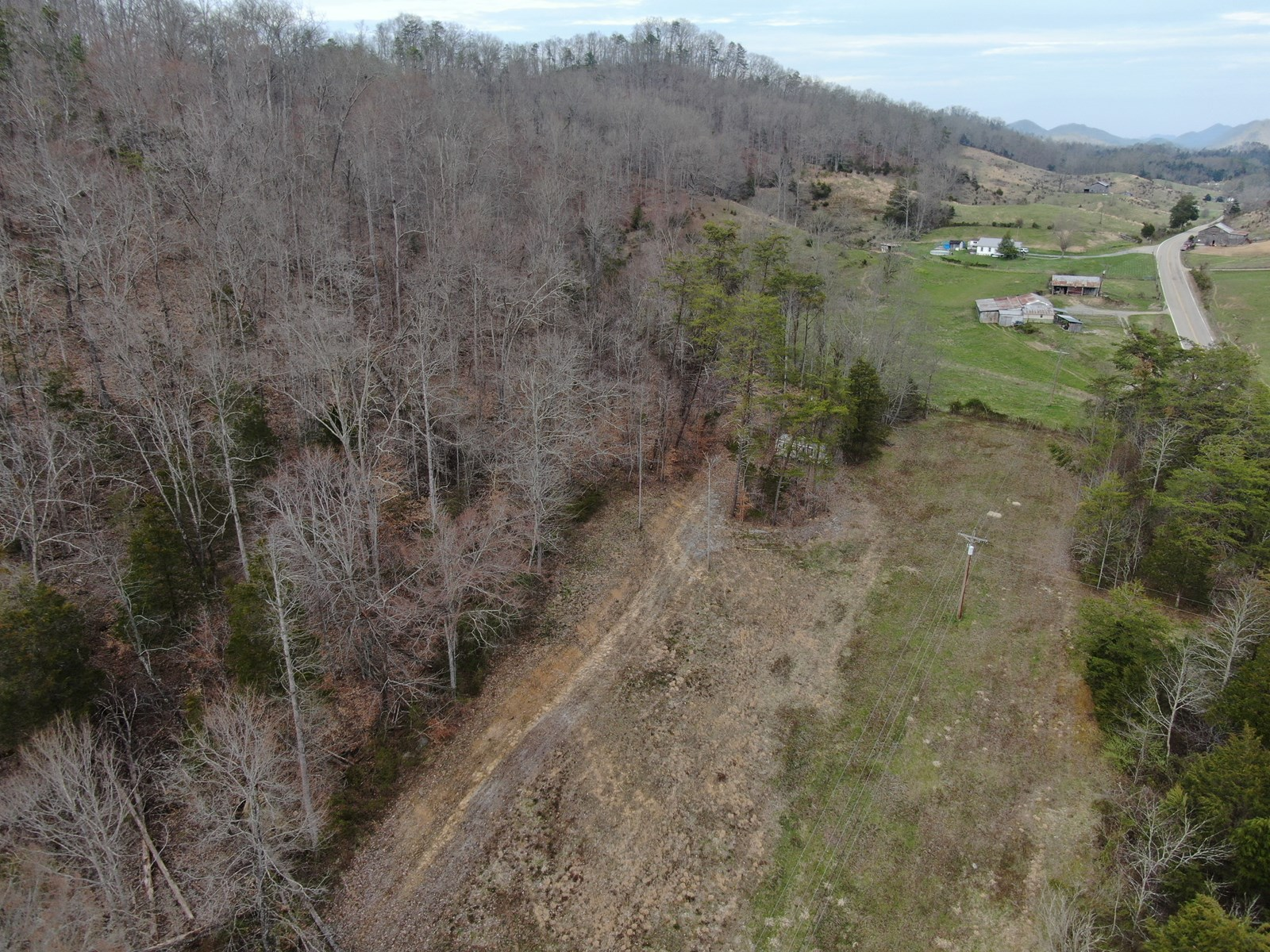Unrestricted Land For Sale Hancock County TN- Kyles Ford