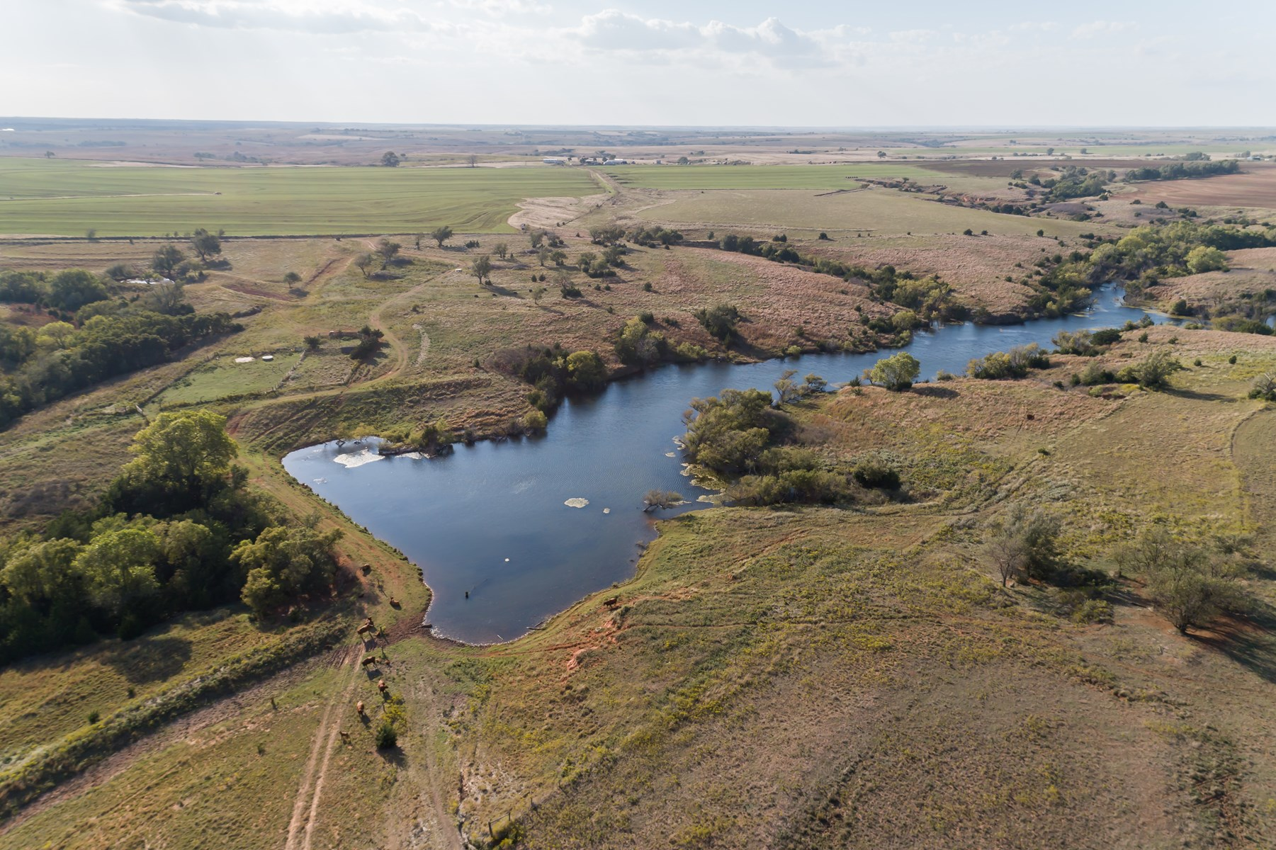 Oklahoma Hunting, Fishing & Ranch Land For Sale