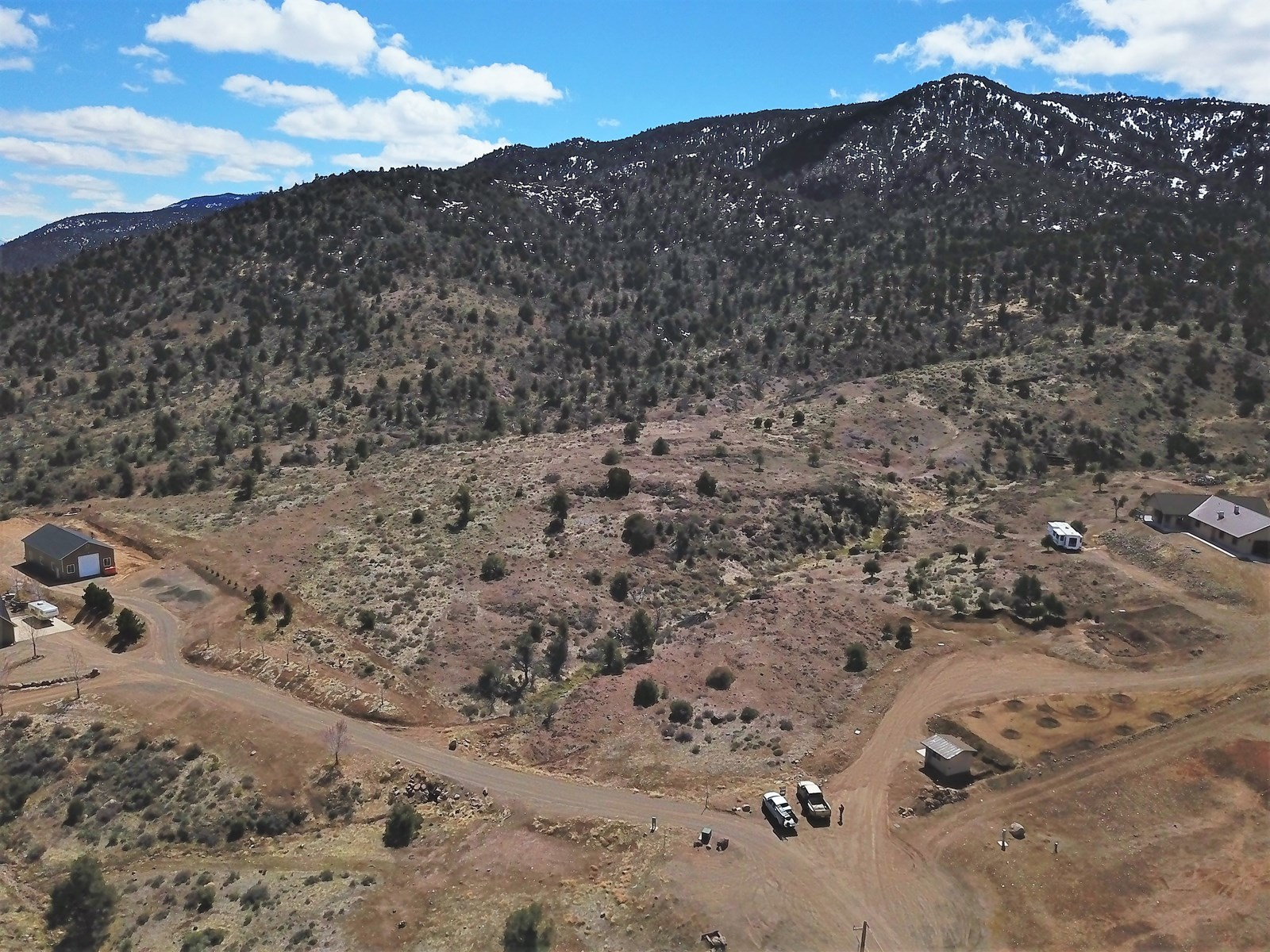 5 Acre Horse Property For Sale South of Gardnerville, Nevada