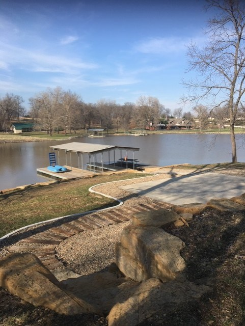LAKE VIKING MO WATERFRONT LOT FOR SALE