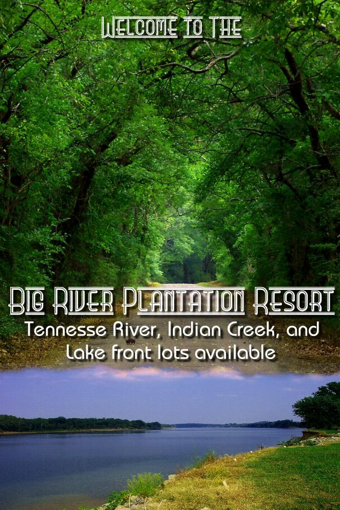 TENNESSEE LAND FOR SALE IN BIG RIVER PLANTATION RESORT