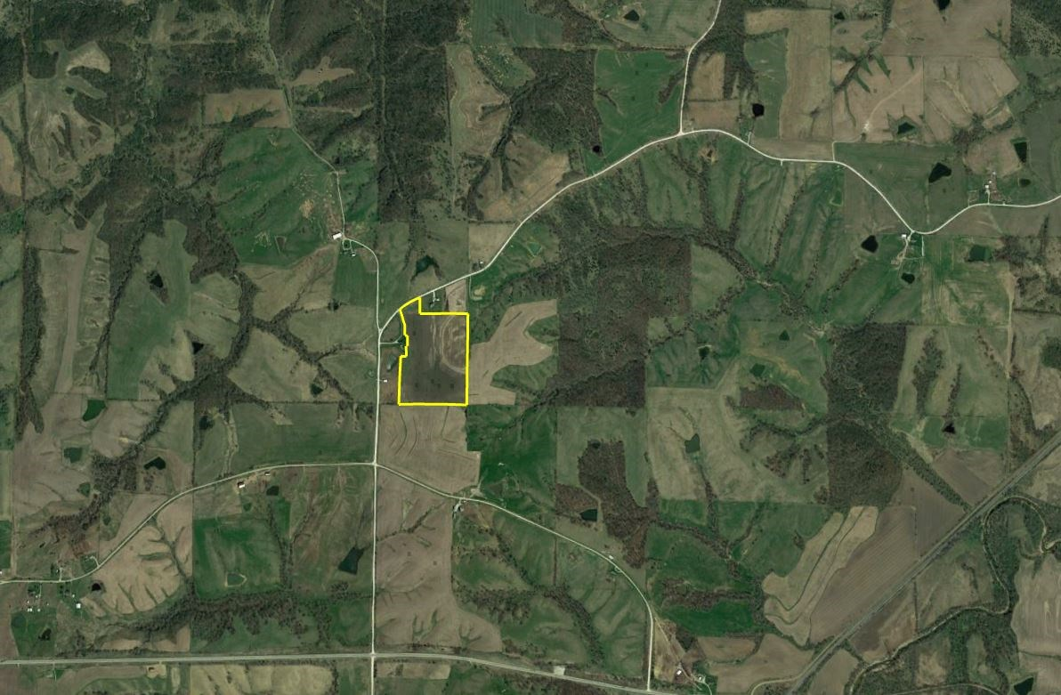 Monroe County Row Crop Farm for Sale