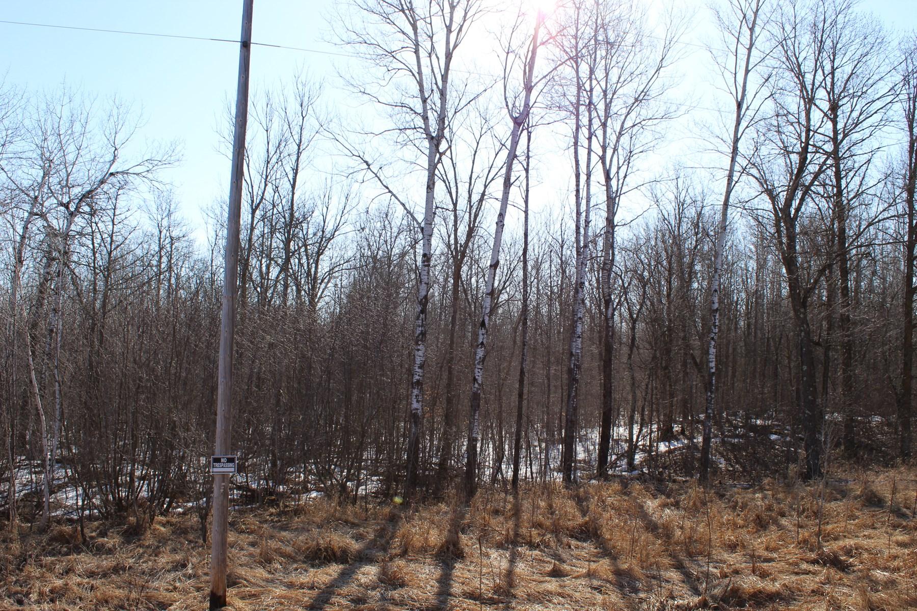 109 Acres of Mille Lacs Cty River Front Land For Sale