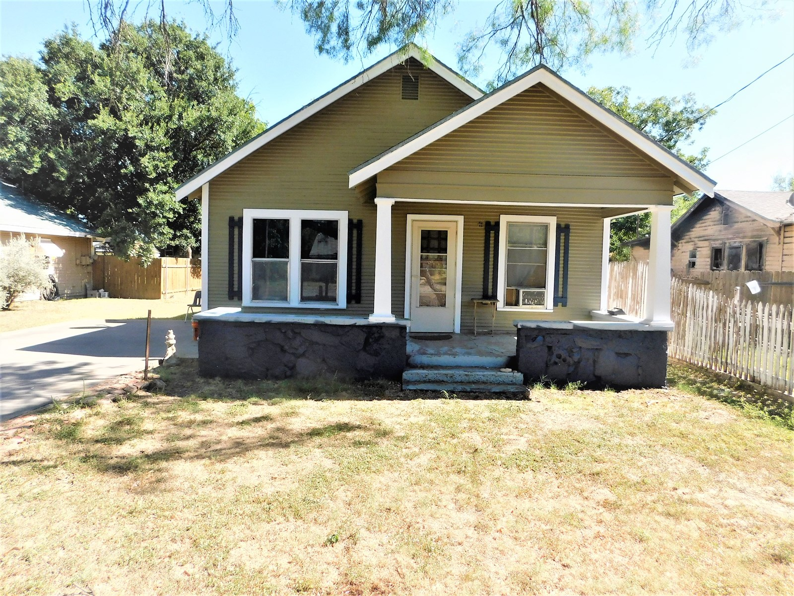 GREAT STARTER HOME IN SAN ANGELO TX