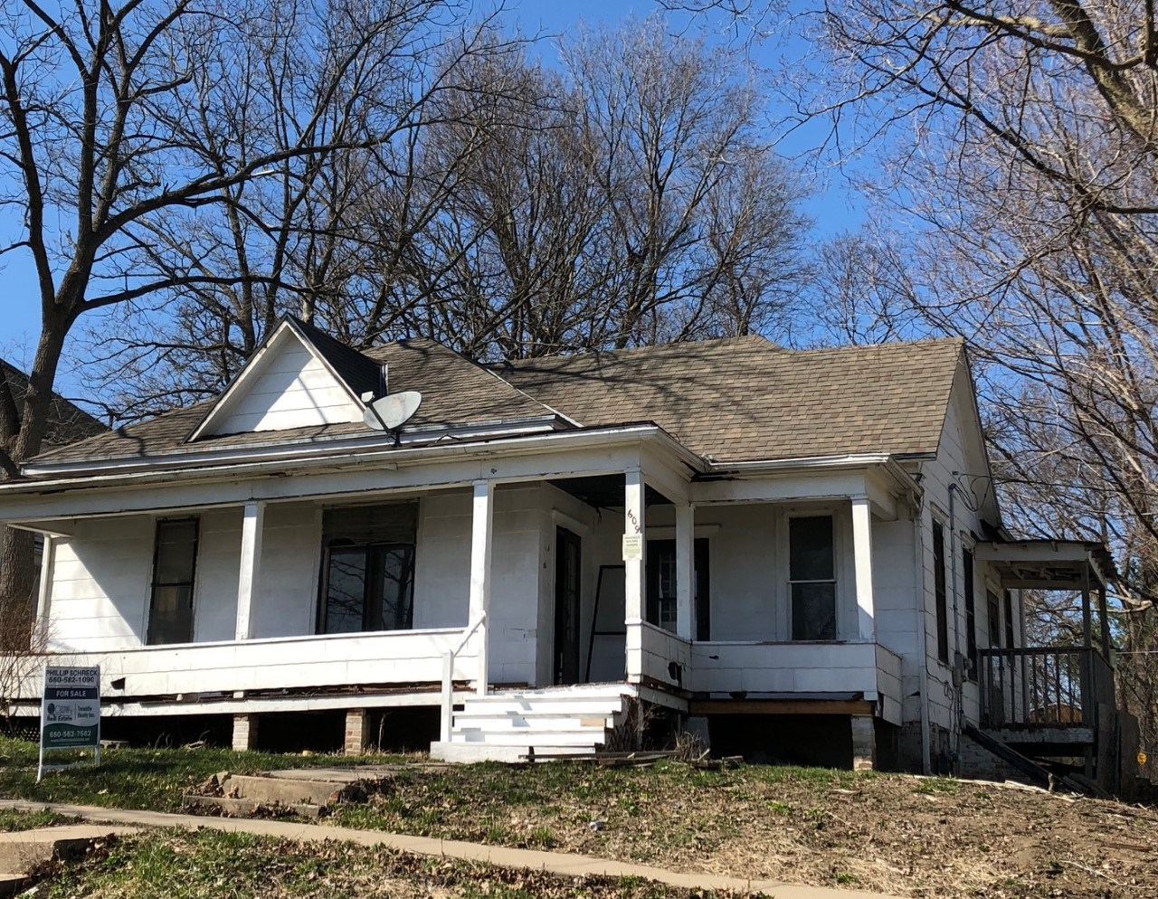 2 BEDROOM, 1 BATHROOM HOUSE FOR SALE IN MARYVILLE, MISSOURI