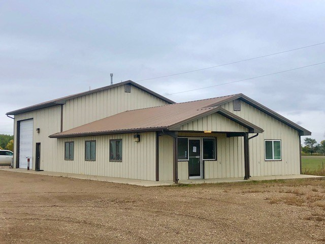 Commercial Building US Highway 2 Shop Small Acreage