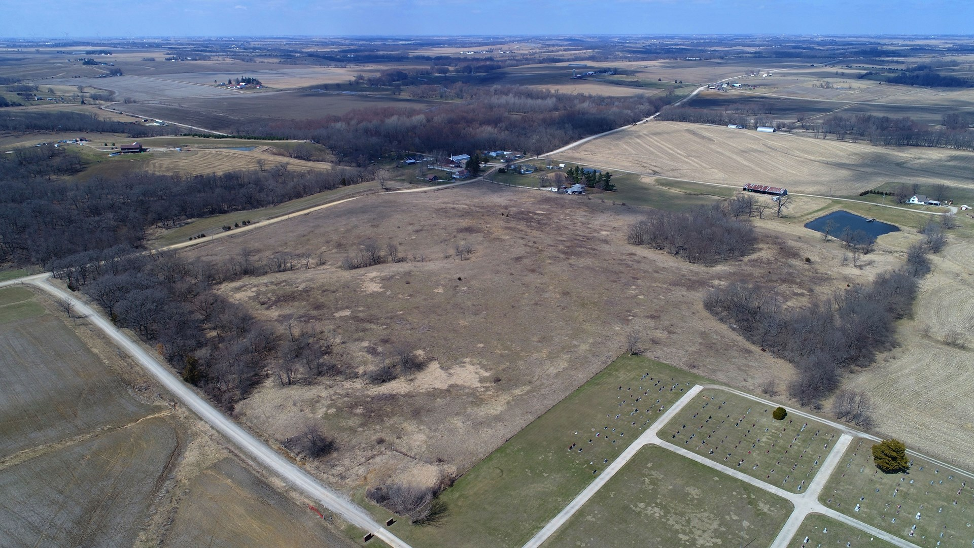 Mahaska County Iowa Investment Tract