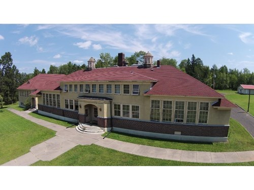 Historic Commercial Building For Sale in Northern Minnesota