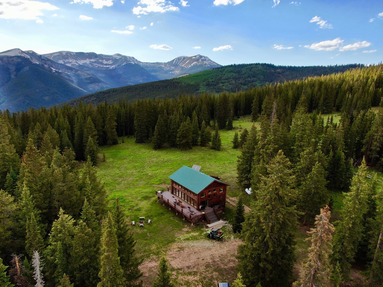 Pitkin Colorado cabin for sale