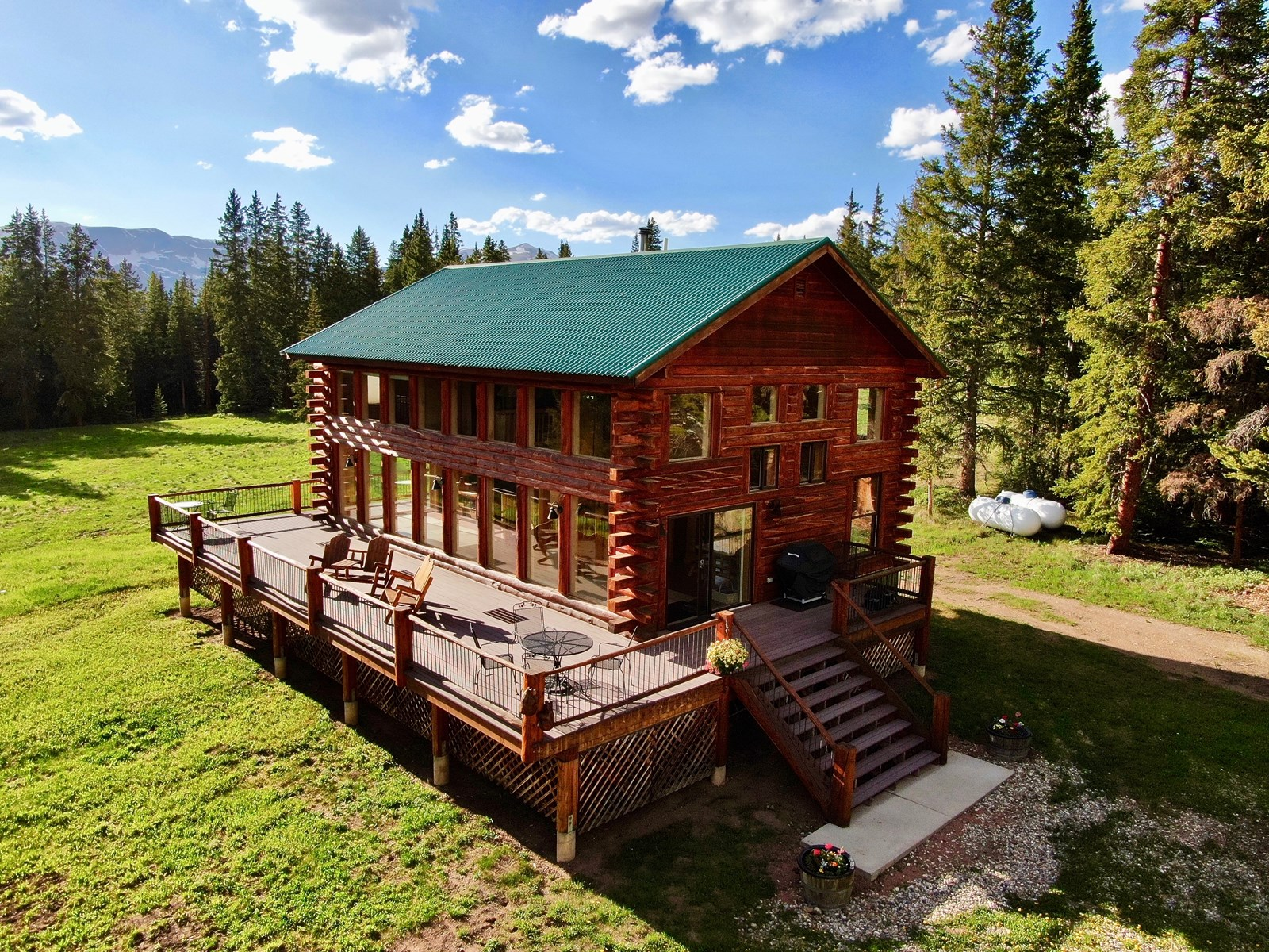COLORADO MOUNTAIN CABIN RETREAT FOR SALE
