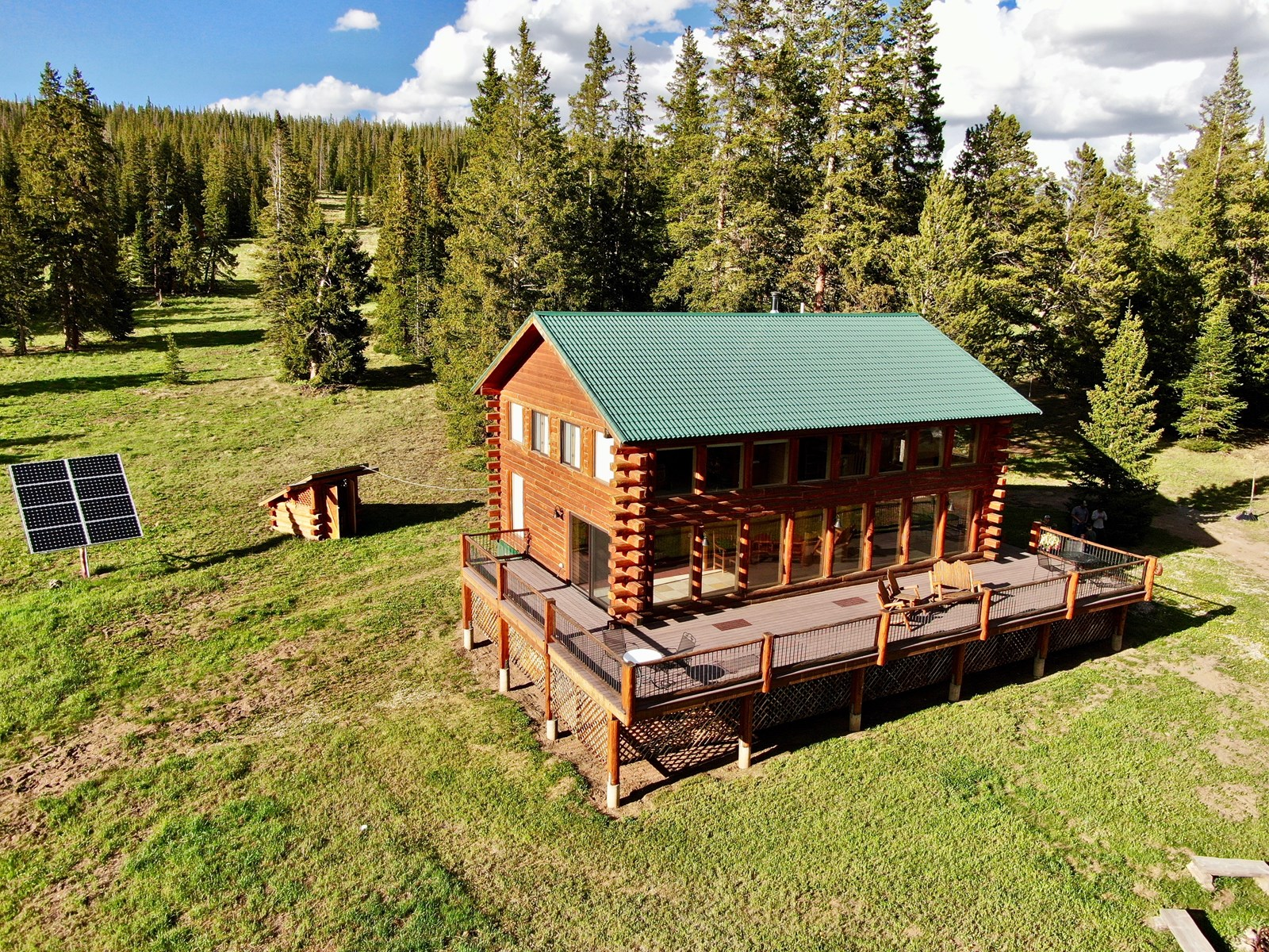 colorado lodge off grid for sale
