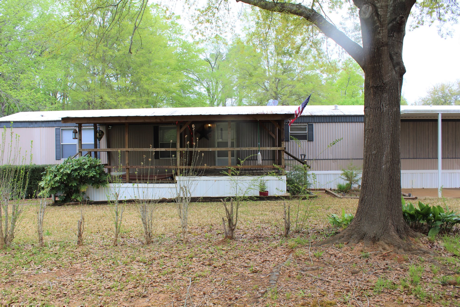 Mobile home for sale Longview, TX Lakeport area