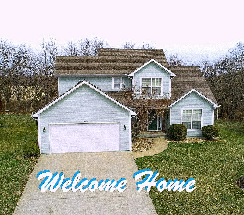 Beautiful Home For Sale Brookside Subdivision Warrensburg