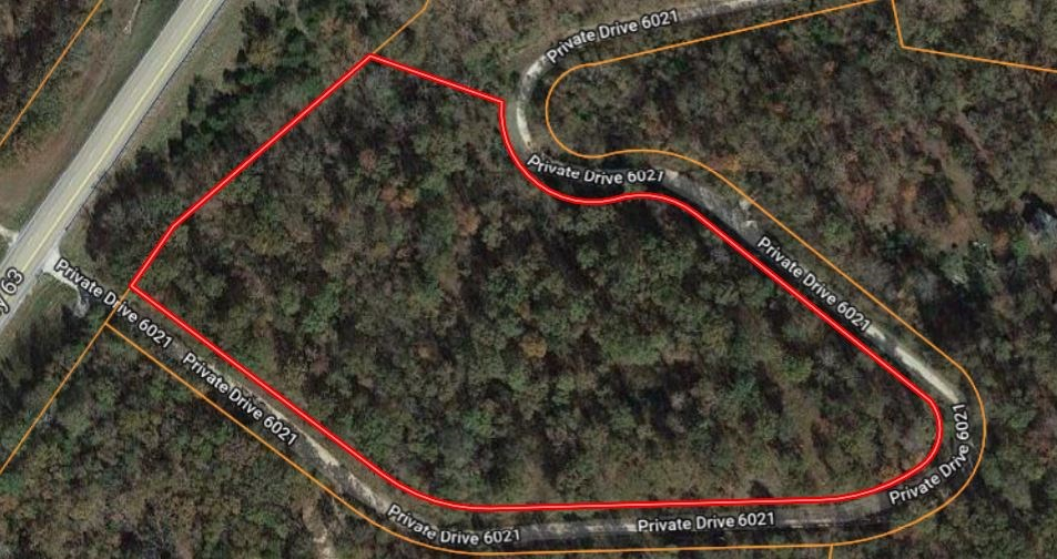 Land for Sale Boarding National Forest MO