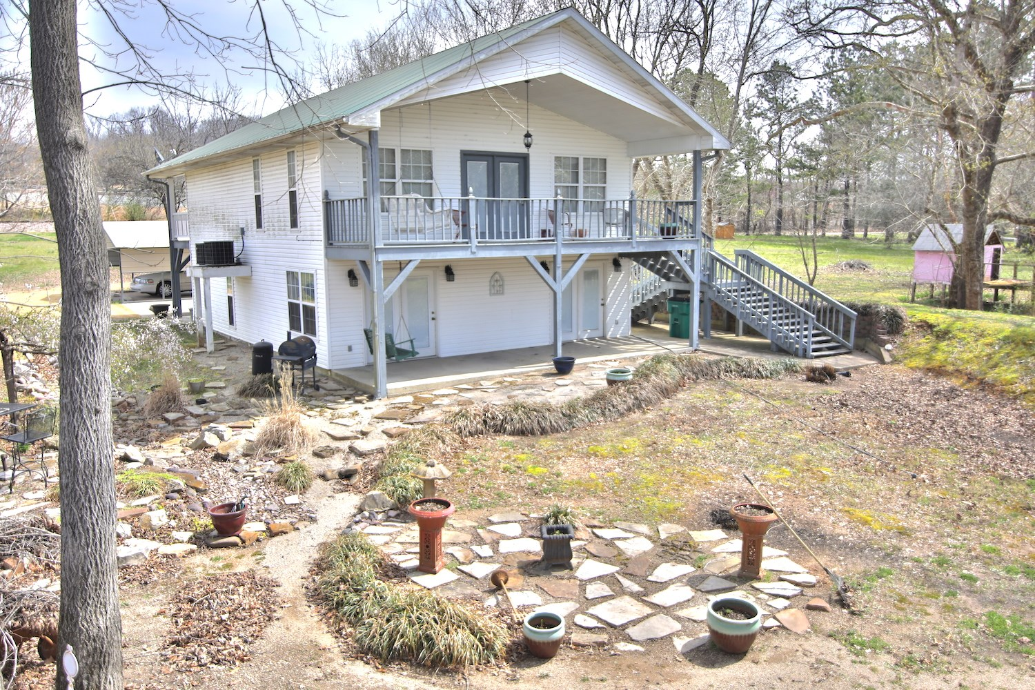 Home for Sale on Spring River Mammoth Spring, Arkansas