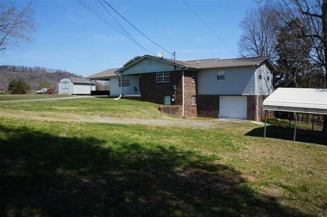 3 BR, 2 BA Home in Grainger Co., TN on 1.5 Acres!!