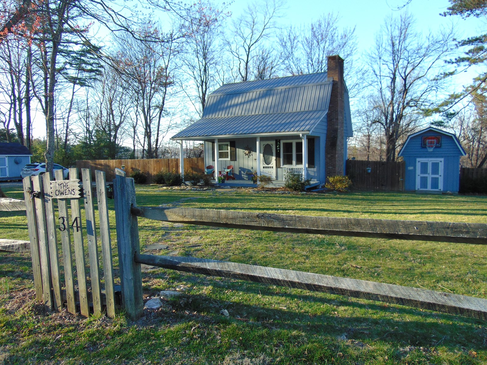Charming Cottage close to the Blue Ridge Parkway