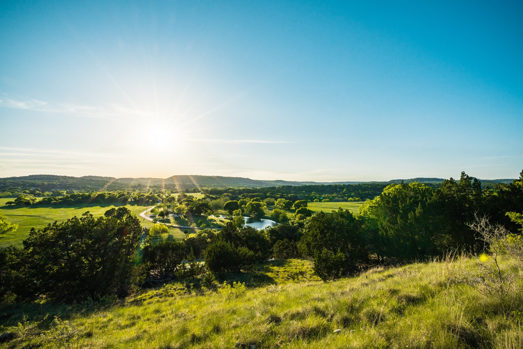 25.9 Ac- Hill Country Land-Sisterdale TX-Kendall County