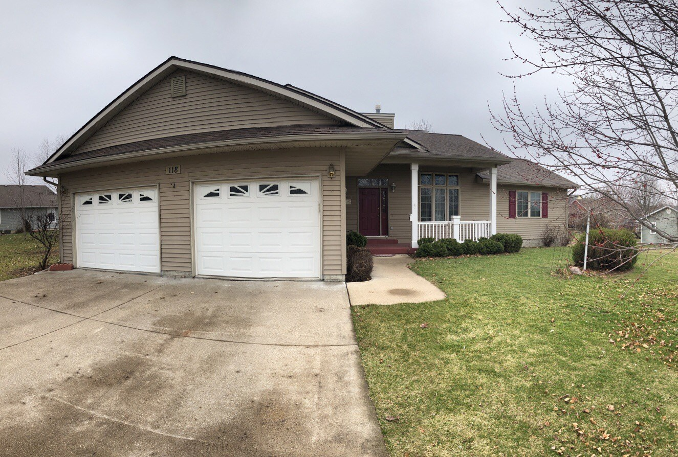 Ranch-Style Home for Sale, Albia, Iowa