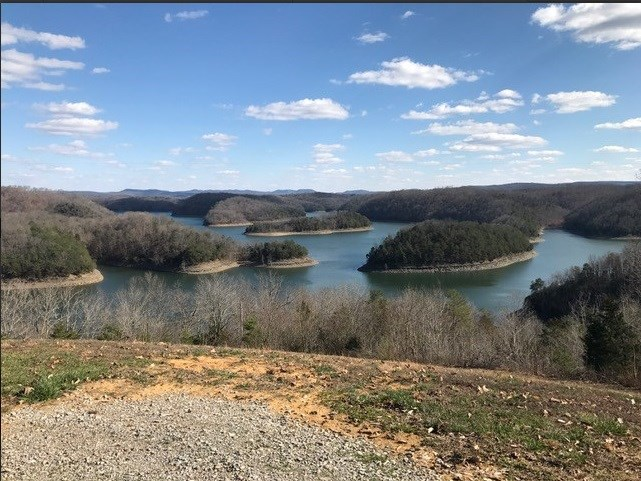 Beautiful Lake view over looking Lake Cumberland. KY