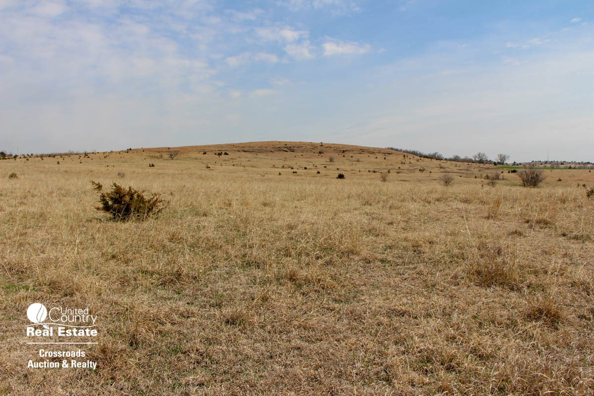 Ottawa County, Kansas Pasture Farmland Auction - Tract #2