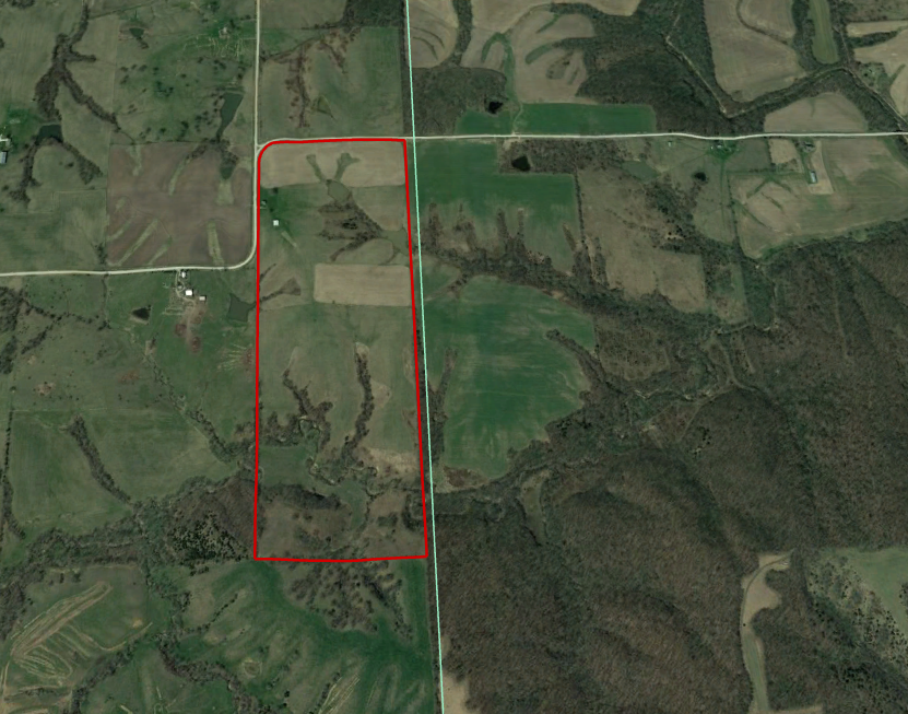 Eastern Davis County Combination Farm Hunting/Income