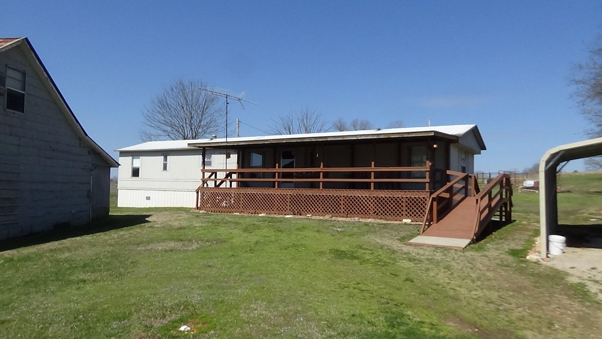Ozark Mountain Hobby Farm
