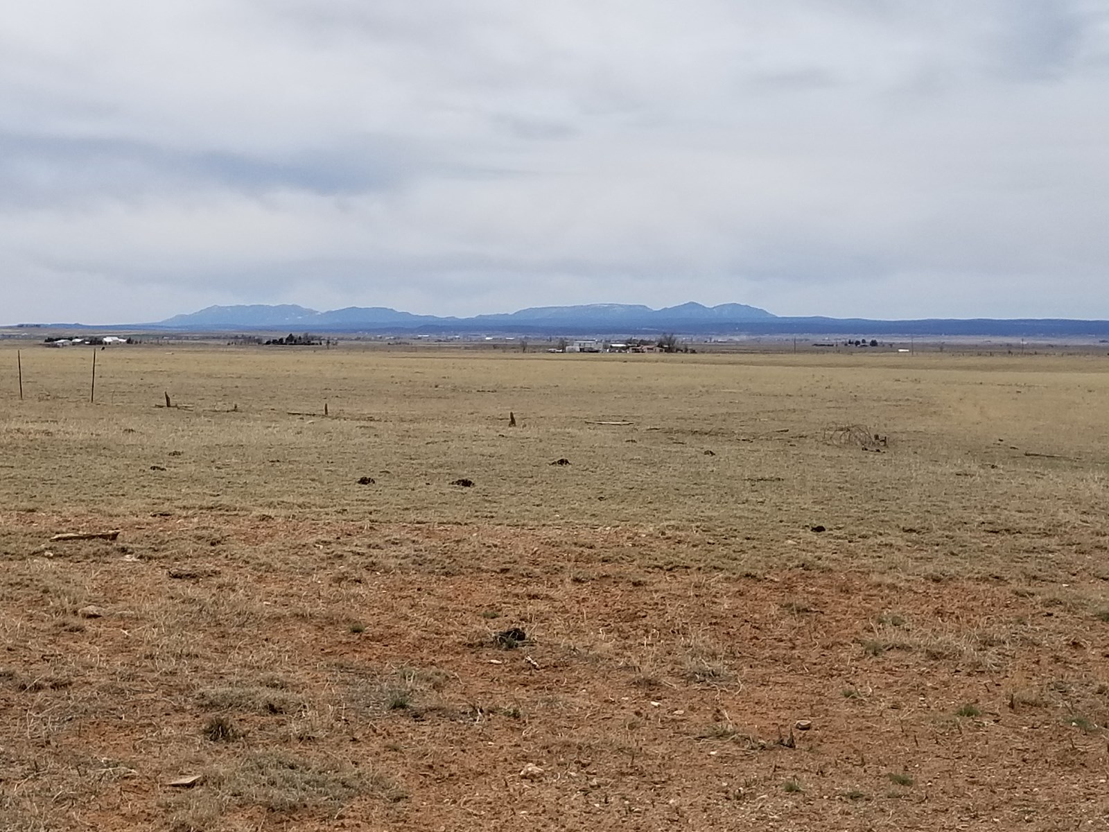 Land For Sale Stanley NM Easy Access Ranchette Rural Quiet