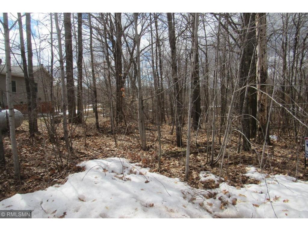 .5ac Lot For Sale With City Utilities Near Moose Lake School