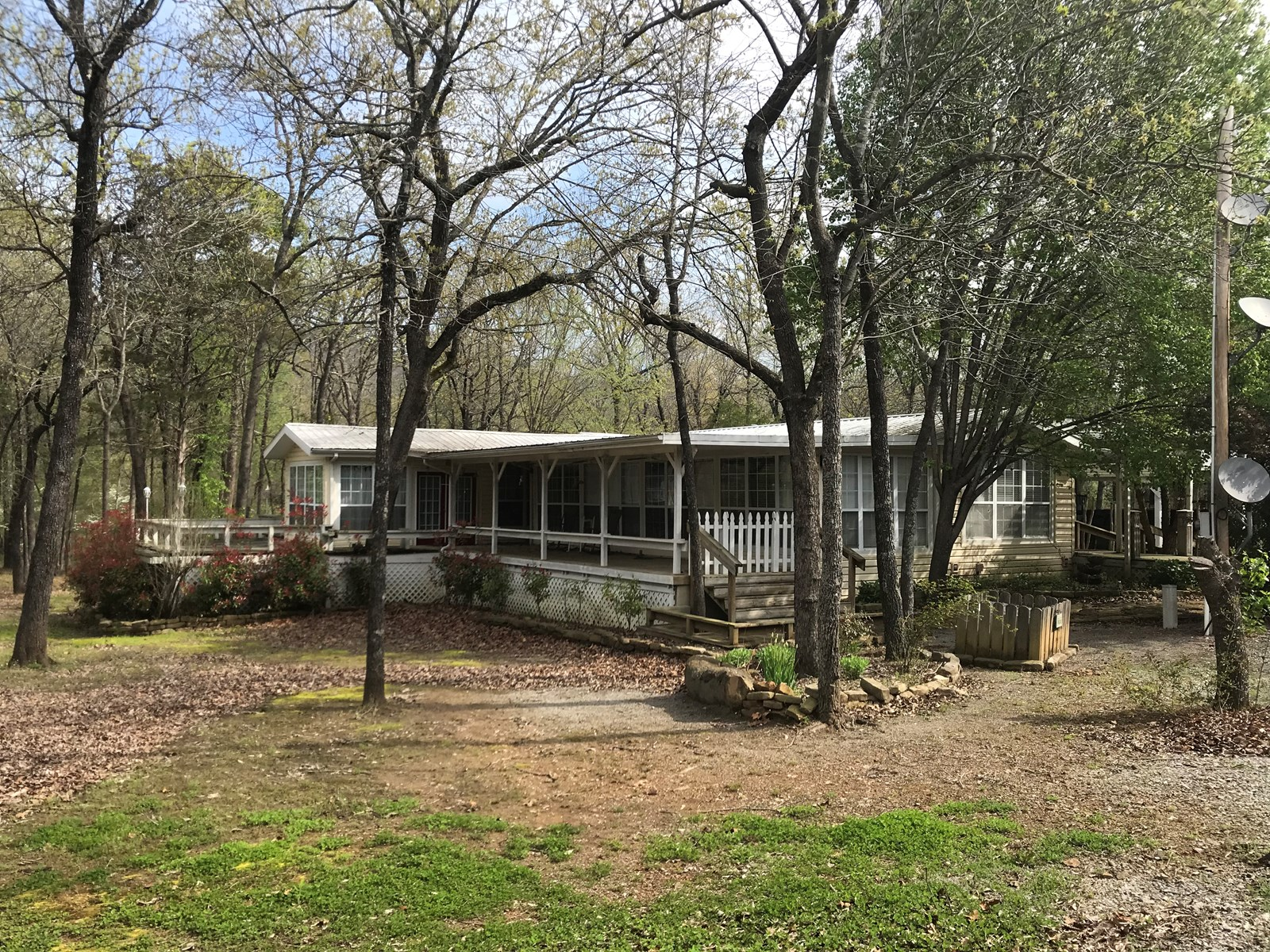 Country Home for sale SE Oklahoma