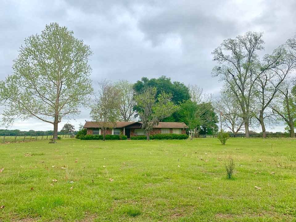 GILCHRIST COUNTY ACREAGE FOR SALE W/HOME - Trenton, FL