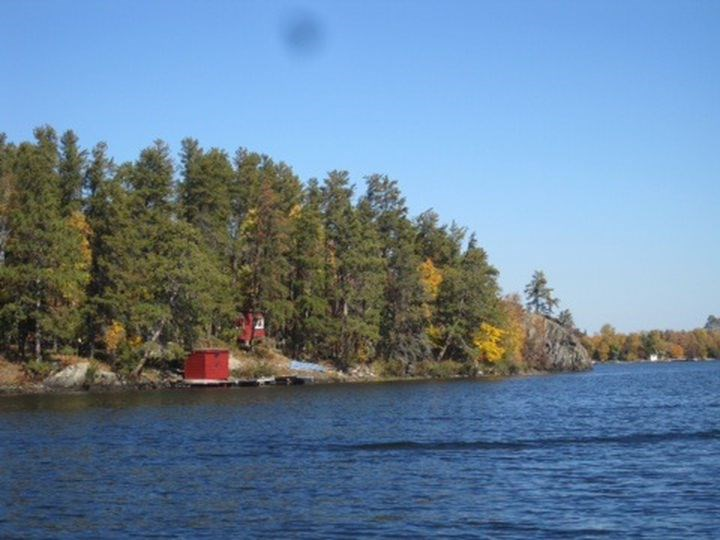 Private Island for sale on Rainy Lake Minnesota!