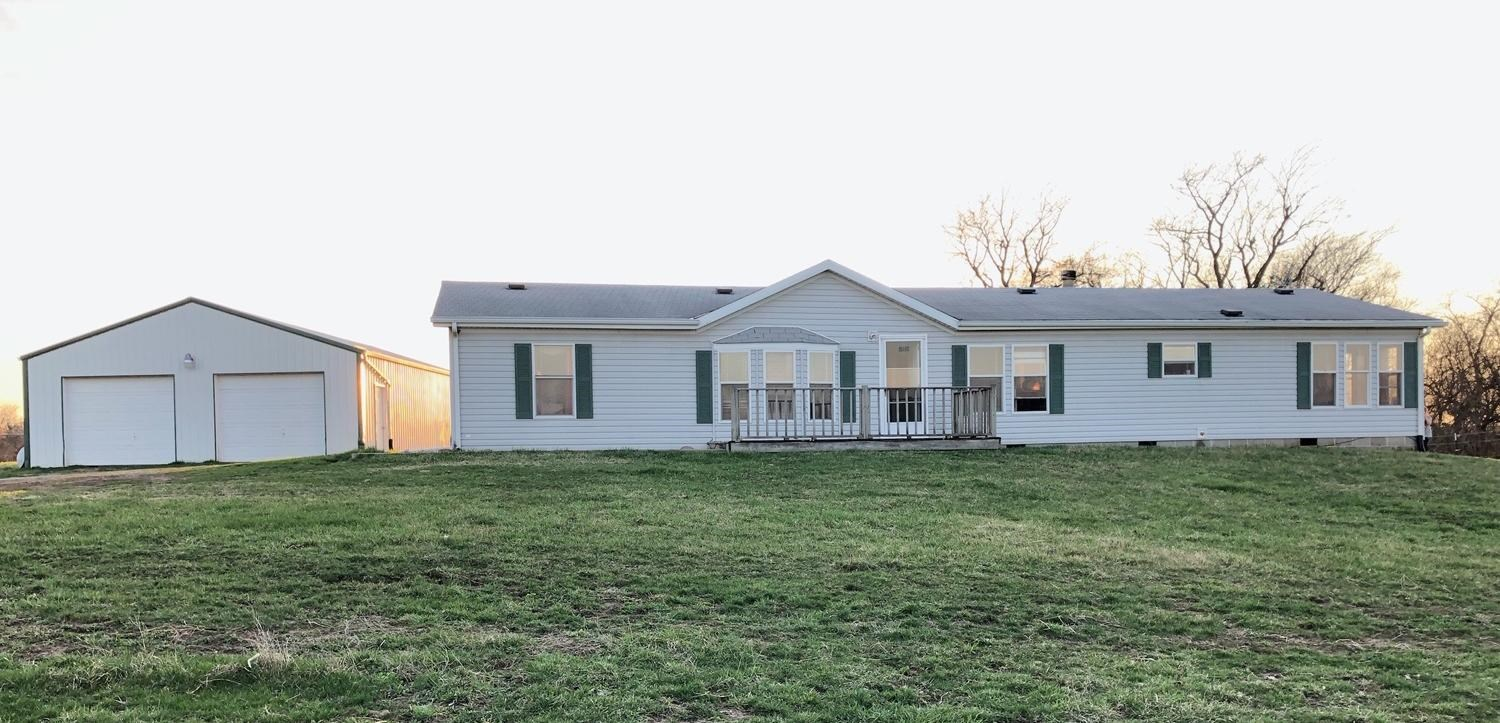 3 BEDROOM, 3 BATHROOM HOME ON 18 ACRES OF LAND