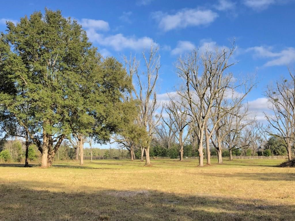 Beautiful N FL country subdivision lot just under 5 acres