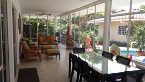 CORONADO HOME WITH GUEST HOUSE FOR RENT  IN PANAMA