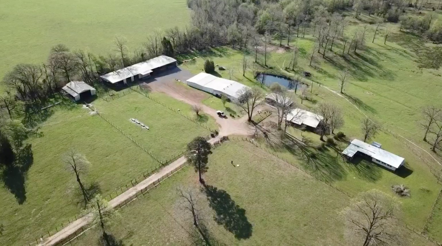 47 ACRE EAST TEXAS RANCH - WINNSBORO, TX - WOOD COUNTY
