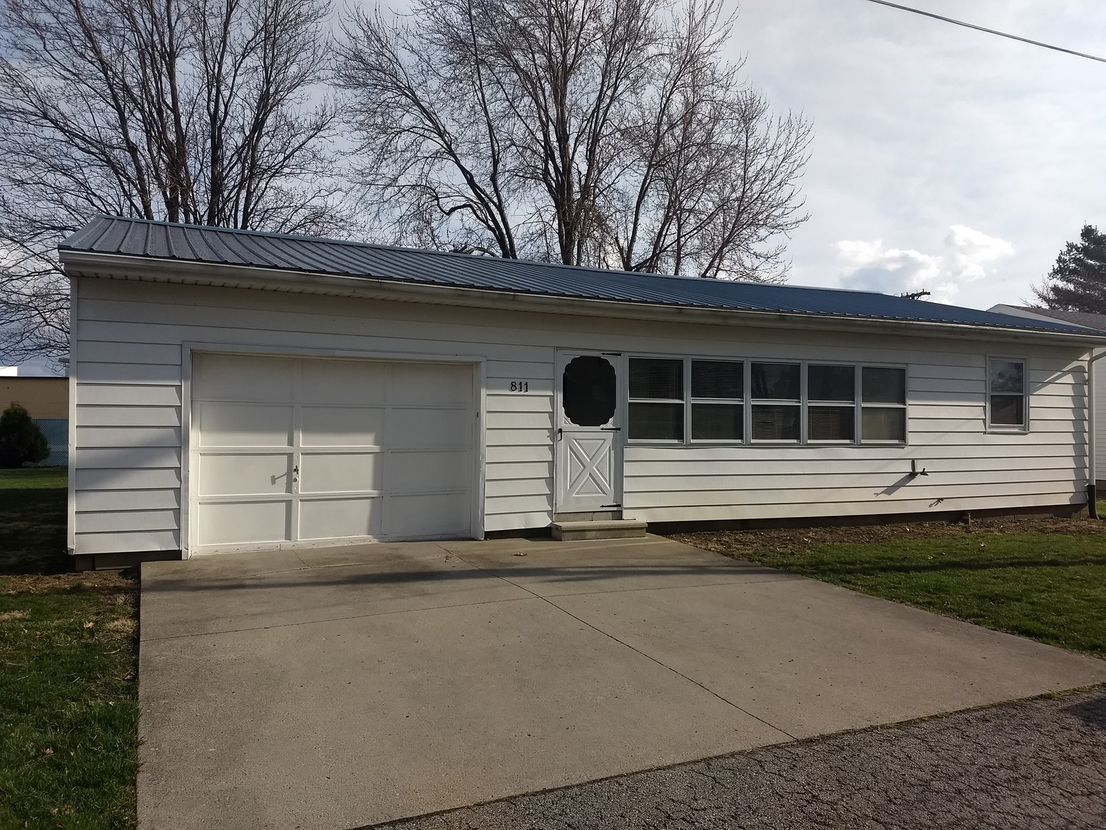 2 Bedroom Ranch Home For Sale in Upper Sandusky, OH