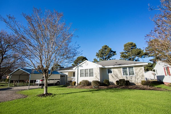3 Bedroom, 1 Bath Home located Northside of Elizabeth City