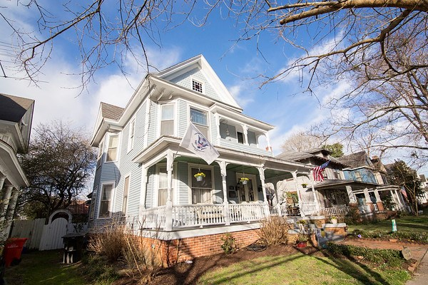 3 Bedroom, 2 Bath Home in Historic Downtown Elizabeth City