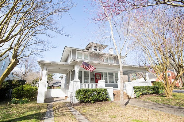 3 Bedroom, 2.5 Bath in Historic Downtown Elizabeth City