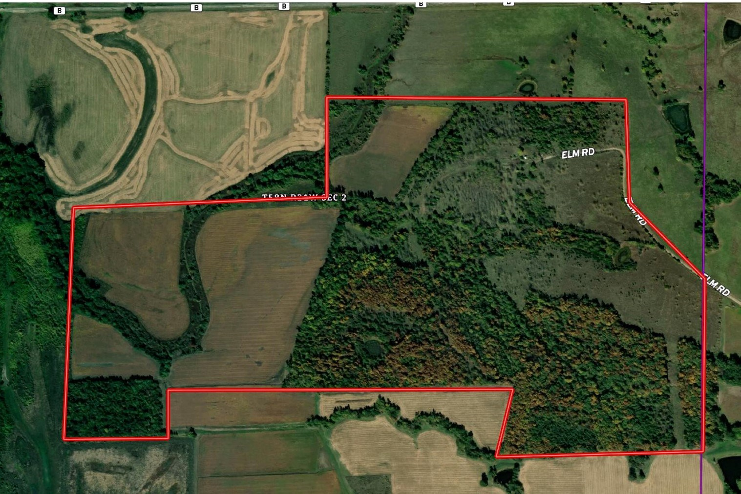 180 M/L Acres For Sale Linn Co, Missouri