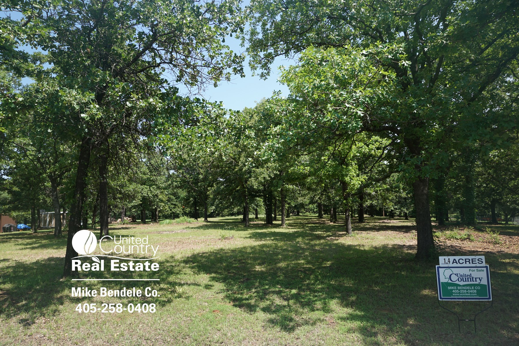 Wooded Home-site, Near Lakes & Golf Course, Chandler, OK