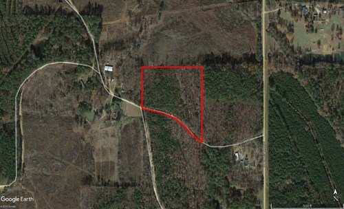 Land for Sale - Oswalt Rd, Sturgis, MS 39769 - 8.43 Acres