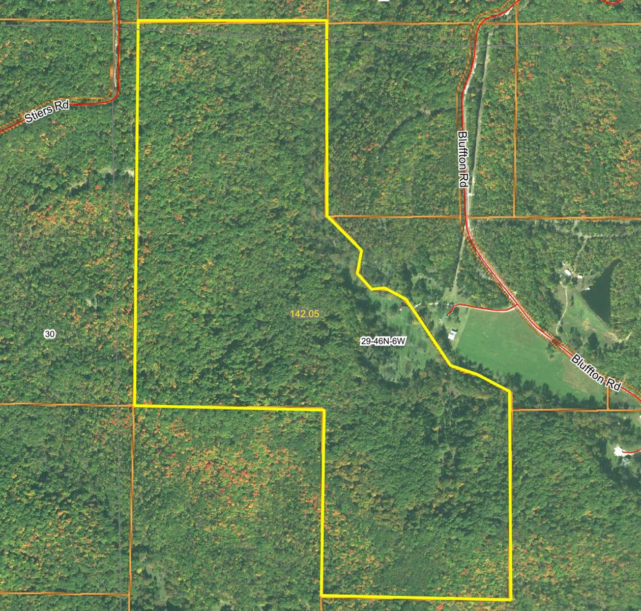 Prime Hunting Land For Sale in Montgomery County, MO
