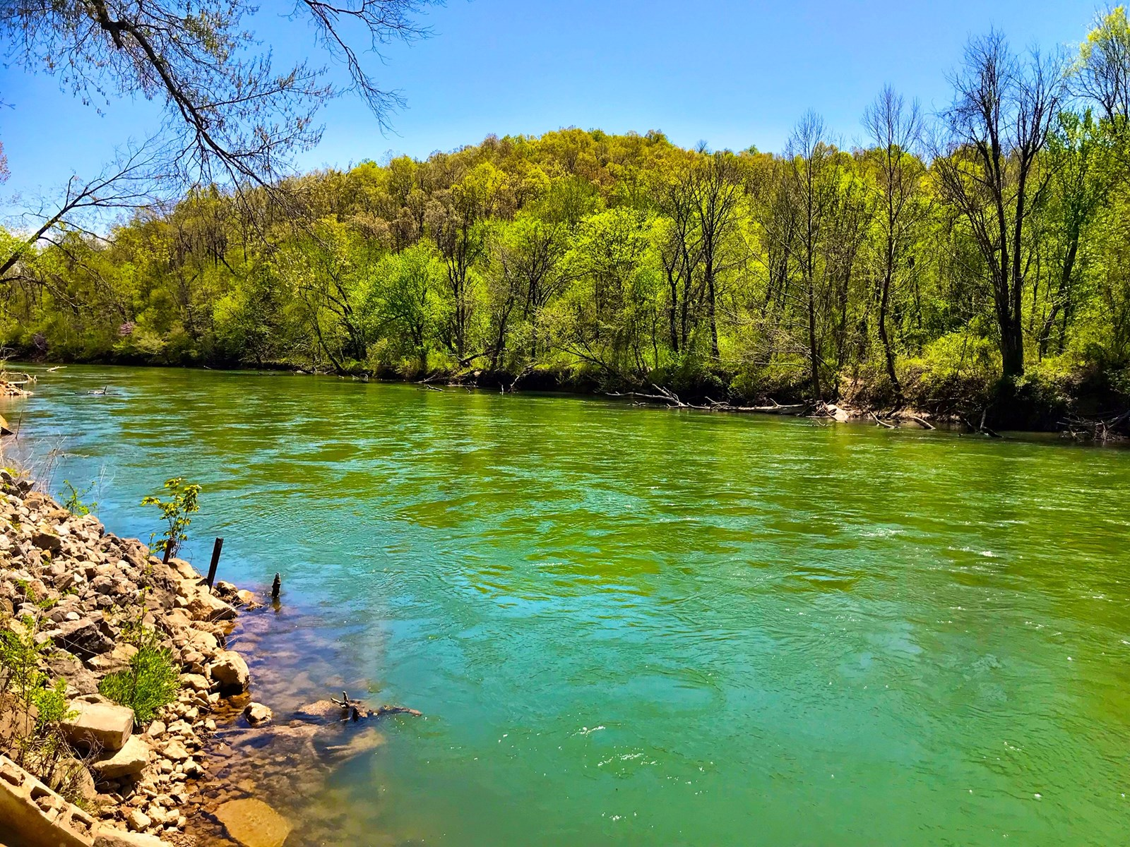 Eleven Point River Property For Sale Pocahontas AR
